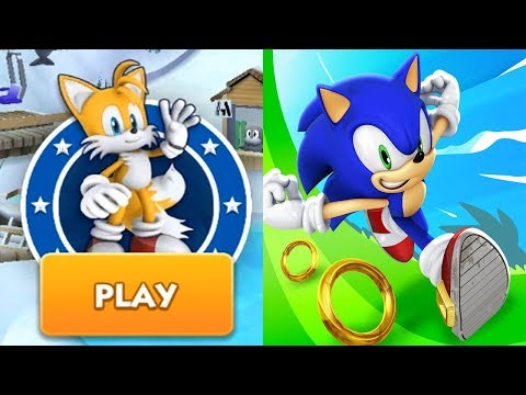 Sonic Dash - TAILS Android Gameplay Ep 51