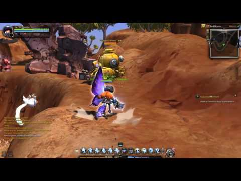 Dragon Nest Europe - New Lv 90 Daily Quest [Gear Master]