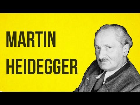 PHILOSOPHY - Heidegger
