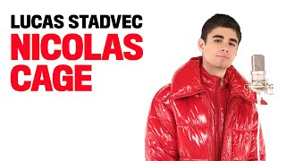 LUCAS STADVEC ▸ Nicolas Cage (original song)