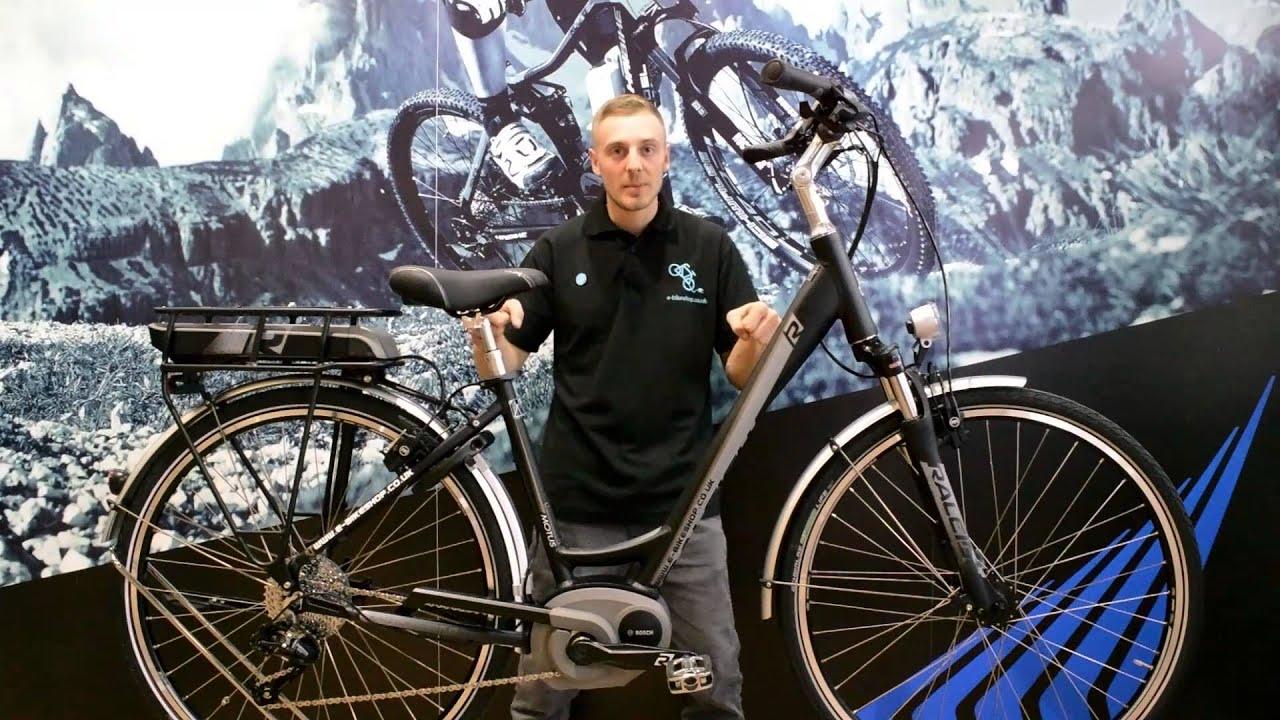 Raleigh Motus 2015 Bosch Electric Trekking Bike Review