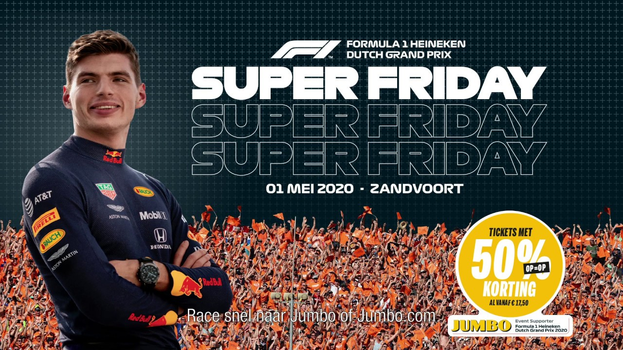 Jumbo: Super Friday van de Dutch Grand Prix