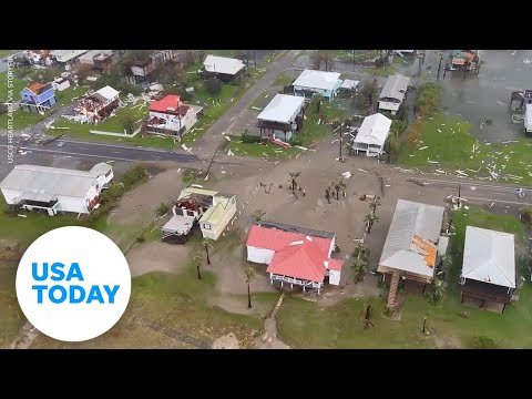 Hurricane Ida brought death, destruction, power outages and floods to Louisiana | USA TODAY