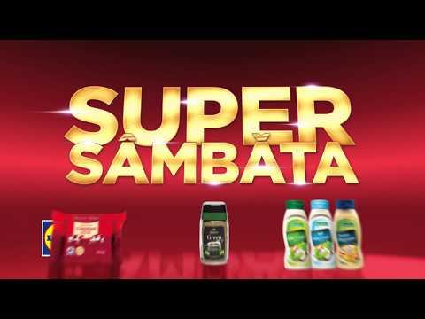 Super Sambata la Lidl • 10 Iunie 2017