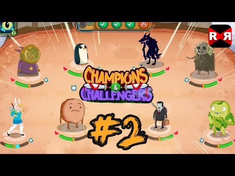 Champions and Challengers - Adventure Time - Episode 2: Ogre Achiever Walkthrough Gameplay