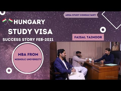 Application For Study Visa Hungary Europe from Pakistan through best study visa Consultant in Lahore