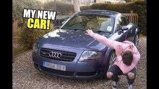 MY NEW PROJECT CAR! AUDI TT 1.8T 225