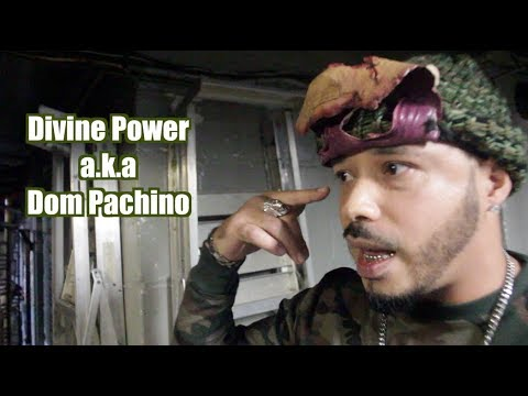 INFMEGA Builds With Divine Power A K A Dom Pachino Of Killah Army In Montreal Canada