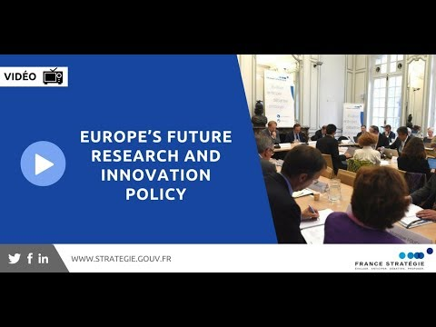 Europe's future Research and Innovation policy