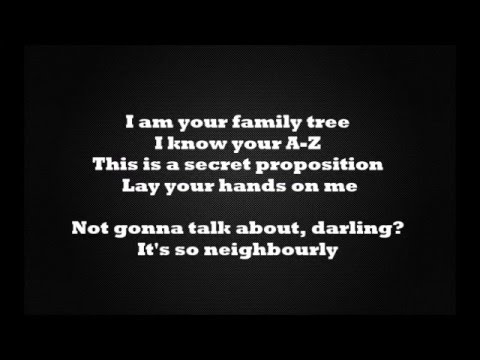 """Family Tree"", by  Kings of Leon"