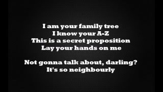 """""""Family Tree"""", by  Kings of Leon"""