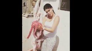 Amazing Lady Butcher (جزار سيدة)