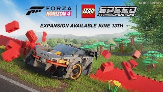 Forza Horizon 4 - LEGO Speed Champions Expansion Pack E3 2019 - Launch Trailer