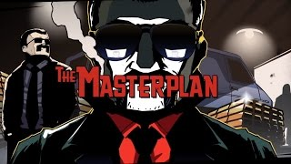 The Masterplan Gameplay - We Are Too Nice To Heist! (PC Steam)