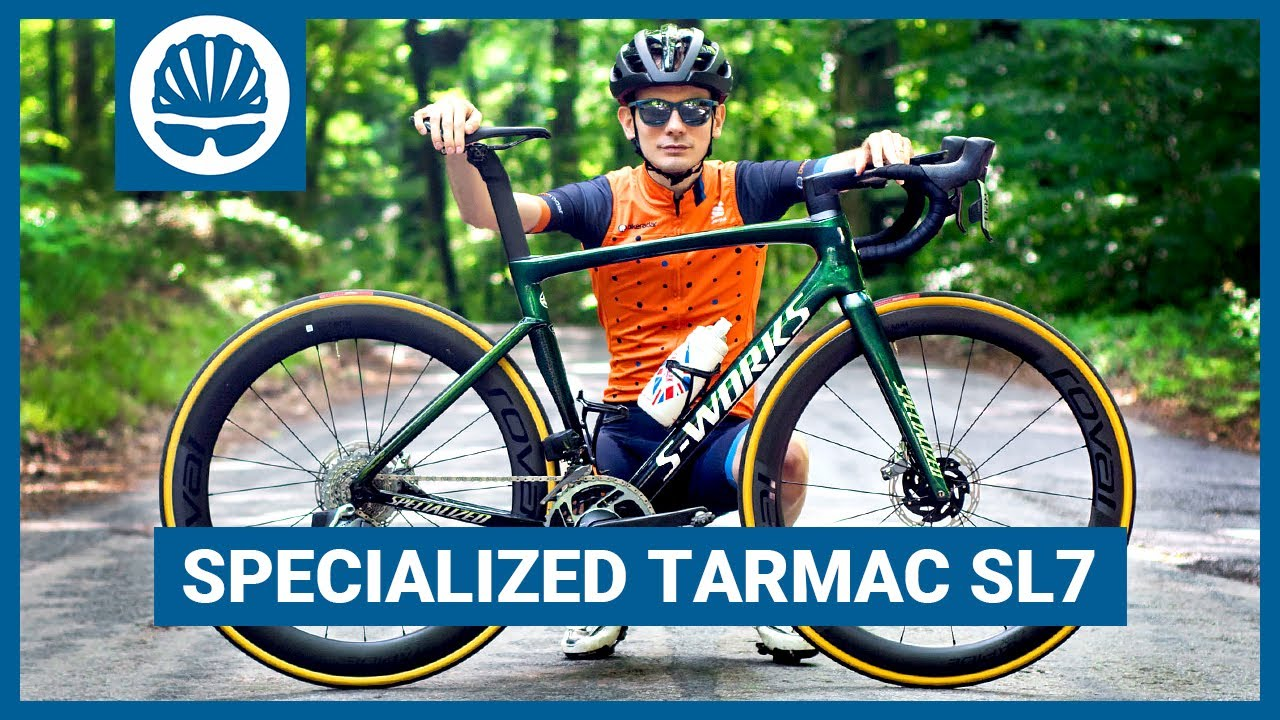 NEW! Specialized Tarmac SL7 | Devastatingly Effective, Single-Minded Venge Killer 🔪