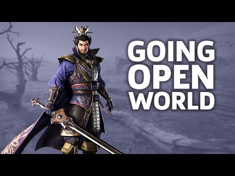 Dynasty Warriors 9 - First Look At English Gameplay