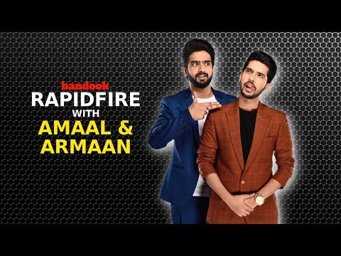 Download Lagu  Amaal Mallik and Armaan Malik play This Or That: Rapidfire | bandook Exclusive Mp3 Free