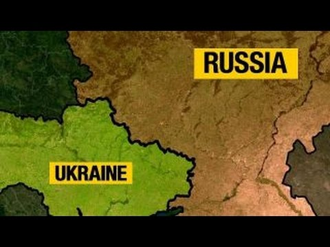 Tensions escalate between Russia and Ukraine