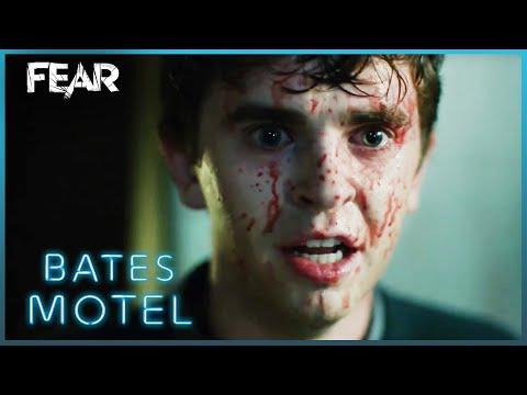 Psycho Shower Scene - With A Twist | Bates Motel