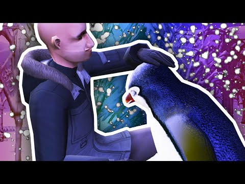 Thumbnail: MEETING A WILD PENGUIN!! | The Sims 2 #5