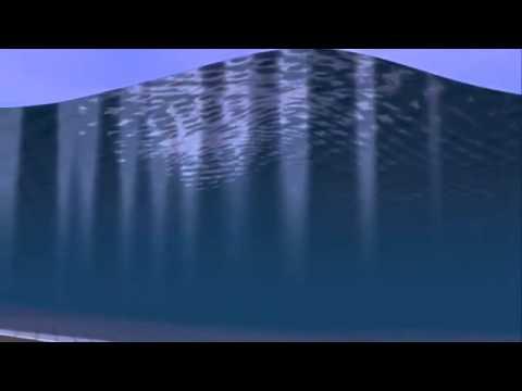 Tsunami 3d Simulation natural disaster