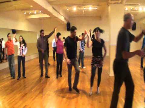Latin dance classes for adults in Montreal