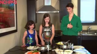 Kids Korner Nutrition: Heart Healthy Snacks
