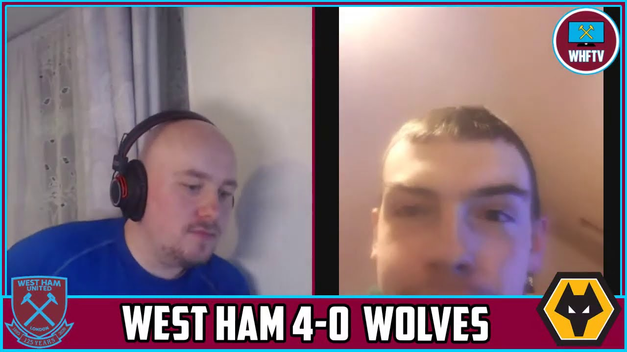 "Download West Ham 4-0 Wolves ""If We Can Keep Rice & Add 2 More It'll Give The Club A Boost"""