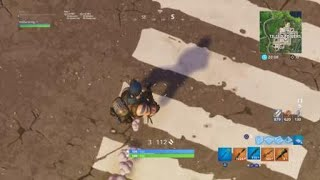 R.I.P my legs. Epic fortnite fail / Glitch. Playground rollerskates in fortnite battle royale