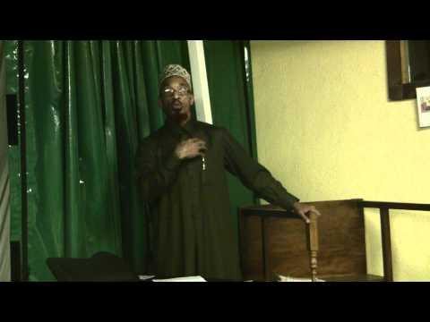 Sheikh Khalid Yasin Lecture Part 1