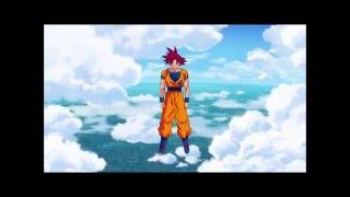 Dragon Ball super Faint Linkin Park AMV