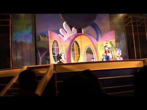 Alaina Ahuja Dancing In Disney Junior Show