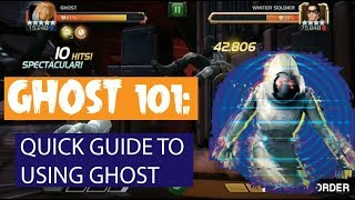 GHOST 101: Guide on how to use Ghost, Marvel Contest of Champions (MCOC)