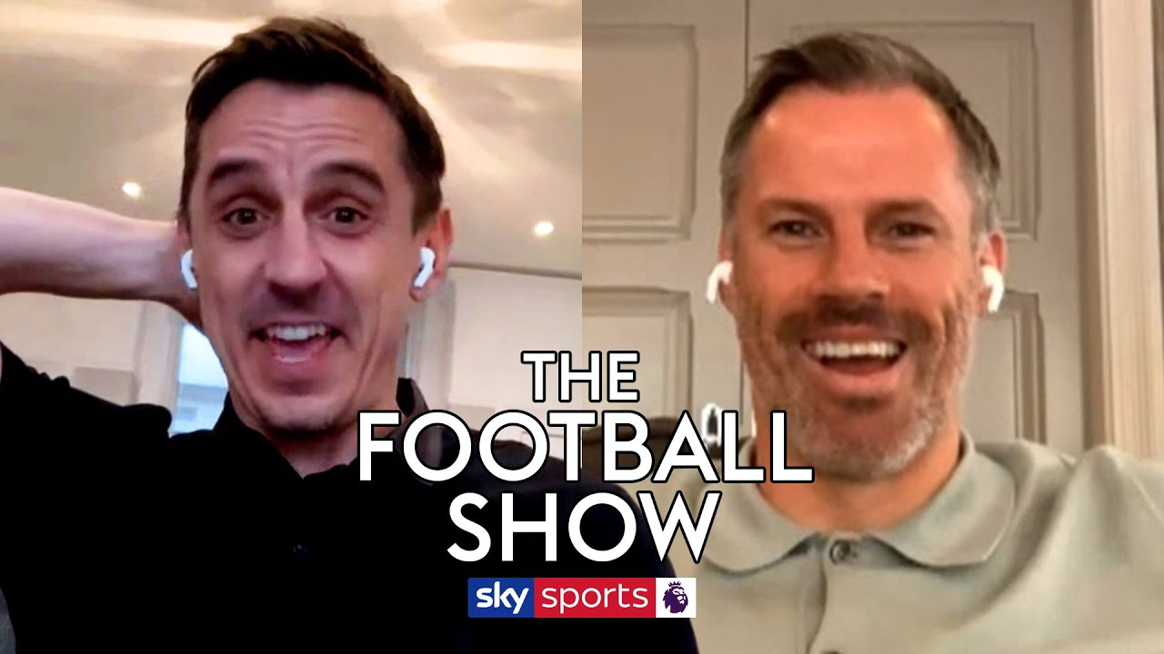 Neville and Carragher react to the return of Premier League football   The Football Show