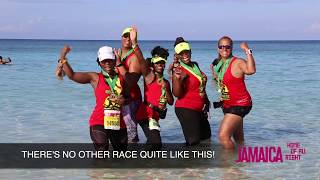 Come Run in the Sun at Reggae Marathon!