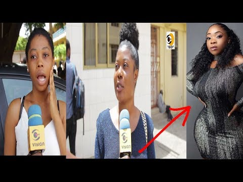STUDENTS OF ACCRA POLY NOW  SPEAKS ABOUT MOESHA BUDUONG AND SLAY QUEENS WHO BORROW DRESS