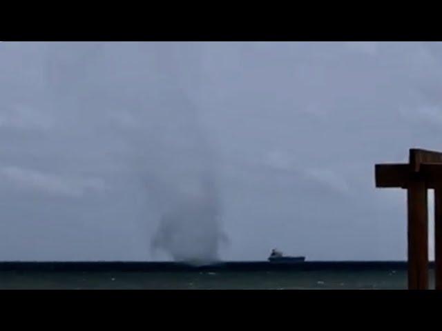17/04/2021 -  Tornado em Imbé (RS)   METSUL