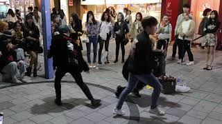 JHKTV]홍대댄스 이너스 hong dae k-pop dance inners DNA - BTS