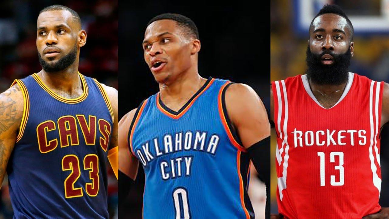 dee465a7ee58 Russell Westbrook vs LeBron James vs James Harden