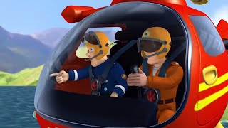 Pontypandy from the Skies! | Fireman Sam | Helicopter Fun | Cartoons for Kids