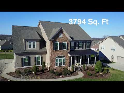 Welcome Home To 3848 French Fields Lane, Harrisburg NC - DRONE Video