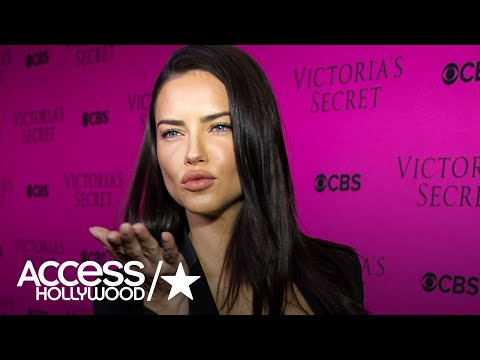 Victoria's Secret Models Slay At The VS Fashion Show Viewing Party In New York   Access Hollywood