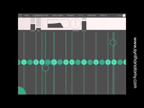 7 Minutes with an Ipad Synth - Ondes (Olympia Noise Co.)