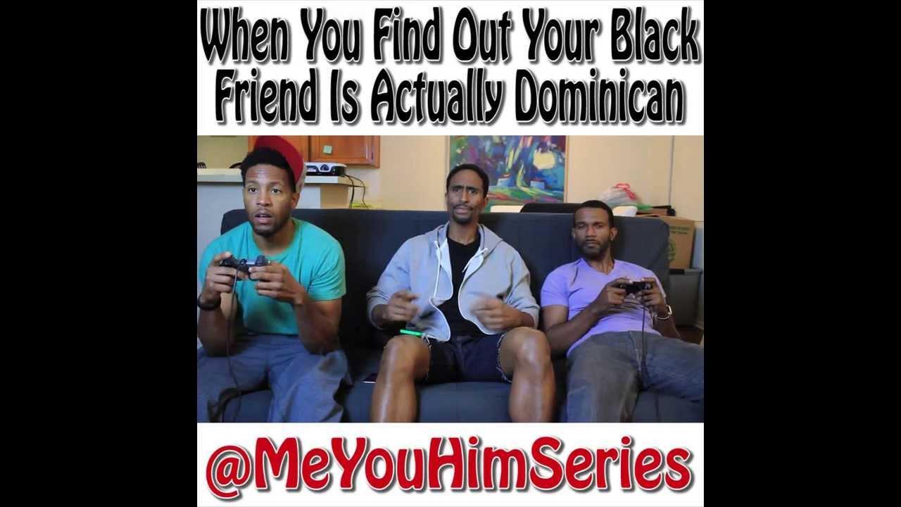 Black friend finder