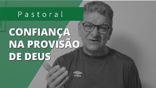 PROVISÃO QUE VEM DE DEUS | Rev.Carlos Henrique | Salmo 63