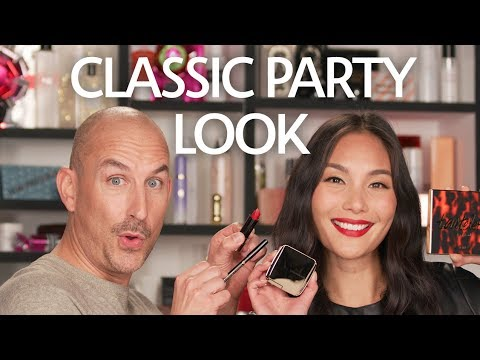 Classic Holiday Party Makeup Tutorial   Sephora