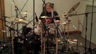 DEATH ANGEL - PART 1 - Studio Vlog (2010)