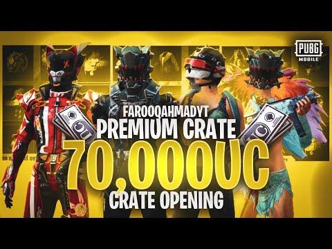 Premium Crate Opening
