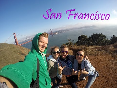 Work and travel USA (Season 2) - San Francisco
