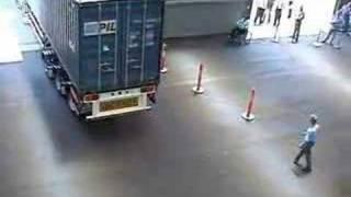 Trackaxle 40/40 B Double Truck Trailer